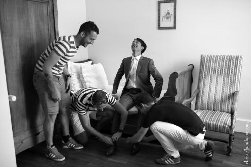 Photographe mariage bretagne mariés plougrescant côtes d'armor -44