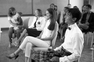 Photographe mariage bretagne mariés plougrescant côtes d'armor -5