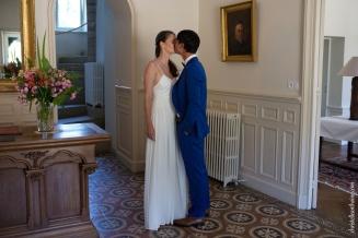 Photographe mariage bretagne mariés plougrescant côtes d'armor -51