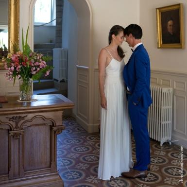 Photographe mariage bretagne mariés plougrescant côtes d'armor -53