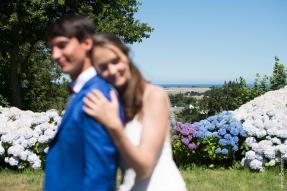 Photographe mariage bretagne mariés plougrescant côtes d'armor -56