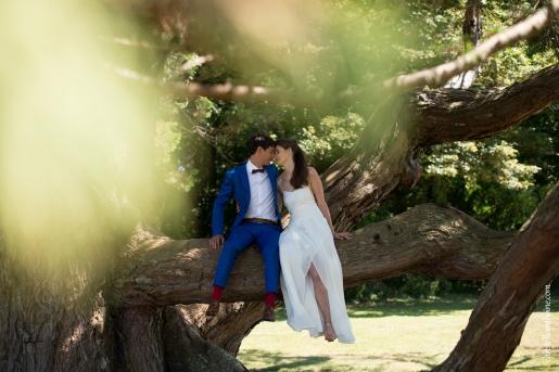 Photographe mariage bretagne mariés plougrescant côtes d'armor -66