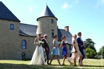 Photographe mariage bretagne mariés plougrescant côtes d'armor -73