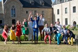 Photographe mariage bretagne mariés plougrescant côtes d'armor -92