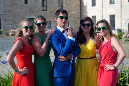 Photographe mariage bretagne mariés plougrescant côtes d'armor -93