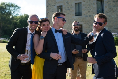 Photographe mariage bretagne mariés plougrescant côtes d'armor -94