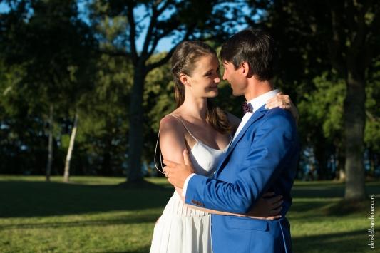 Photographe mariage bretagne mariés plougrescant côtes d'armor -97