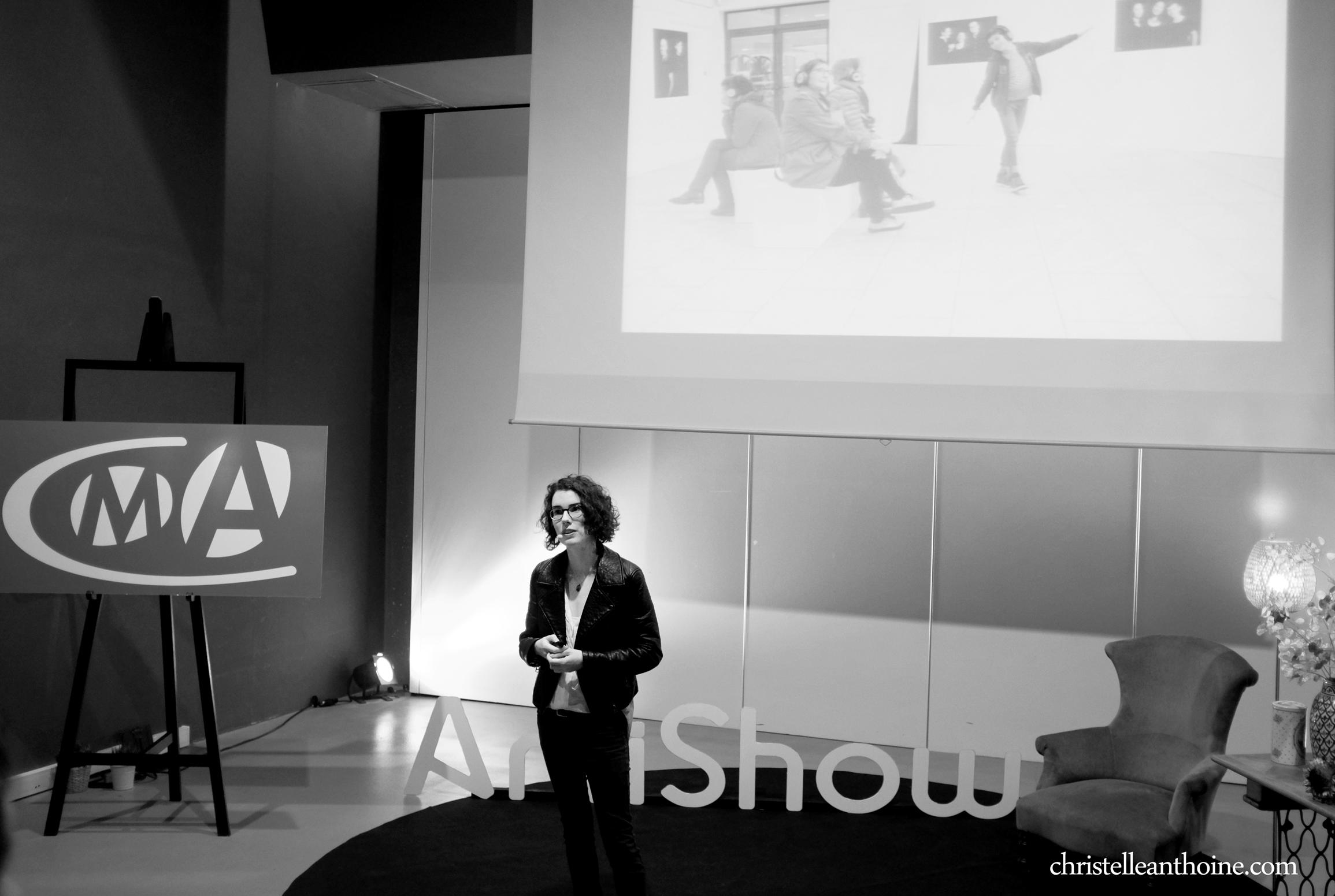 Christelle Anthoine photographe entreprise Saint Brieuc Chambre de Métiers et de l'Artisanat Ploufragan Artishow
