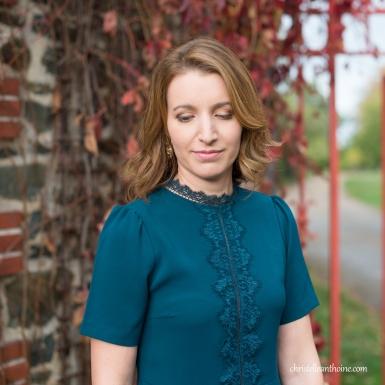 Photographe bretagne portrait entreprise corporate saint brieuc cotes darmor textile vêtements prêt à porter boutique cocon d'Erell collection automne 2018